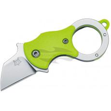 Karambit-kääntöveitsi Fox Knives Mini-TA Vihreä FX-536 G 2.5cm
