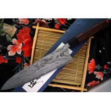 Cuchillo Japones Gyuto Shiro Kamo G-0109 24cm