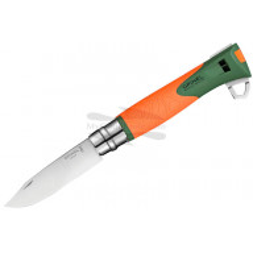 Складной нож Opinel N°12 Explore Orange 01974 10см