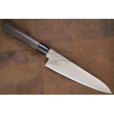 Gyuto Japanese kitchen knife Tojiro Zen Black FD-1563 18cm