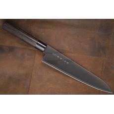 Japanilainen kokkiveitsi Gyuto Tojiro Zen Black FD-1565 24cm