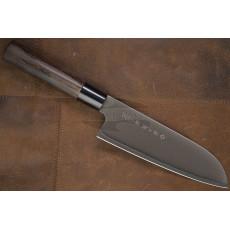 Cuchillo Japones Santoku Tojiro FD-1567 16.5cm