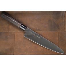 Japanilainen kokkiveitsi Gyuto Tojiro Zen Black FD-1564 21cm