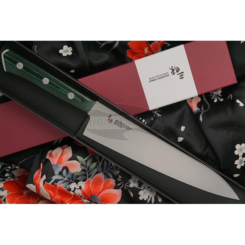 Japanilainen kokkiveitsi Gyuto Mcusta Forest HBG-6005M 21cm - 1