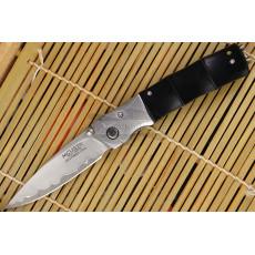 Kääntöveitsi Mcusta Bamboo black MC-0146G 7.2cm