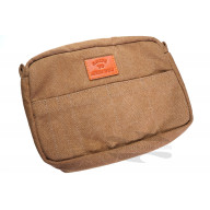 Bolsa Knife To Meet You BAG-NEC Brown