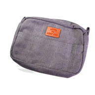 Bolsa Knife To Meet You BAG-NEC Grey