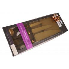 Набор кухонных ножей Opinel Intempora ! OUTLET !3 шт ОО1614