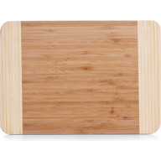 Разделочная доска Zeller Бамбуковая прямоугольная 25257