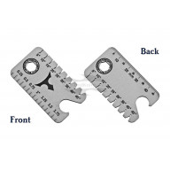 Multi-tool AuCon Dog Tag 2.0 Anglefinder ACN001