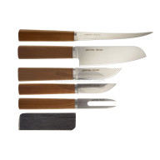 Kitchen knife set Marttiini Cabin Chef 1494000