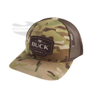 Cap Buck Trucker Multicam 89146