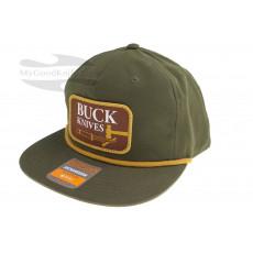 Бейсболка Buck Vintage Logo Retro 89147