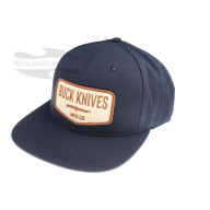 Cap Buck Navy Blue 89148