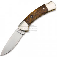 Folding knife Böker 3000 Curly Birch 117100 8.4cm