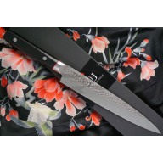 Sujihiki Japanese kitchen knife Seki Kanetsugu Pro J 6009 21cm