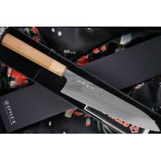 Gyuto Japanese kitchen knife Makoto Kurosaki STYLK-204 21cm