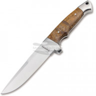 Hunting and Outdoor knife Böker Vollintegral 2.0 Curly Birch Brown 127585 11.7cm