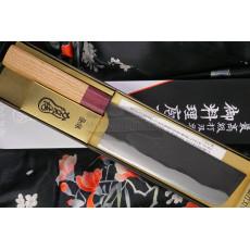 Nakiri Japanese kitchen knife Kajibe KJB-002 16.5cm