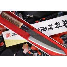 Japanese kitchen knife Mutsumi Hinoura Petty MHC-1103 15cm