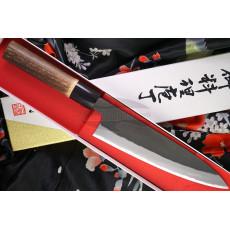 Gyuto Japanese kitchen knife Mutsumi Hinoura MHC-1110 18cm