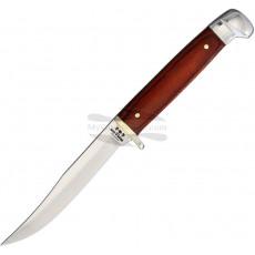 Puukko retkeilyyn ja metsästykseen Bear&Son Small Hunter Rosewood 263R 8cm