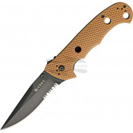 Folding knife CRKT Hammond Desert Cruiser Black 7914DB 9.5cm