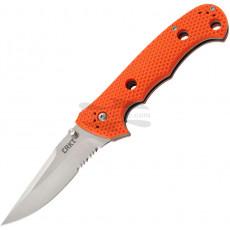 Navaja CRKT Hammond Cruiser Orange 7914OR 9.5cm