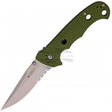 Kääntöveitsi CRKT Hammond Cruiser OD Green 7914DG 9.5cm