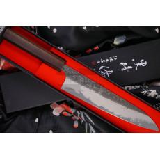 Gyuto Japanese kitchen knife Yu Kurosaki Super Aogami ZA210CH 21cm
