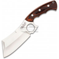 Cuchillo De Caza United Cutlery Hibben Cleaver Blood Wood Version GH5085 14.9cm