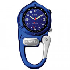 Часы Dakota Mini Clip Microlight Синий, с клипсой 3808