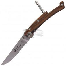 Navaja Claude Dozorme Thiers rosenwood corkscrew 1.90.129.55 11cm