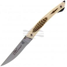 Folding knife Claude Dozorme Thiers Verrou 2 jay feathers 5.90.206.57 9cm