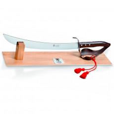 Claude Dozorme Champagn Saber Santos wood 9.94.063.45 34cm