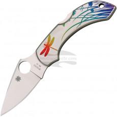 Kääntöveitsi Spyderco Dragonfly Tattoo C28PT 5.9cm