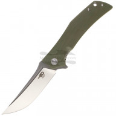Folding knife Bestech Scimitar Titan Green G-10 BG05B-2 9.5cm