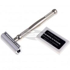 Safety razor SimbaTec Razolution 4 Edge Safety Stainless SBT87500