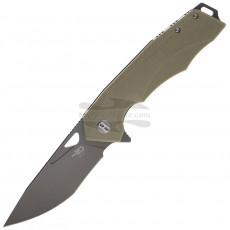 Складной нож Bestech Toucan Grey Titanium Beige G-10 BG14C-2 9.5см