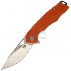 Folding knife Bestech Toucan Orange G-10 BG14D-1 9.5cm