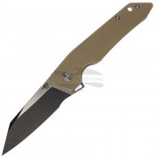 Taschenmesser Bestech Barracuda Black stonewash Beige G-10 BG15C-2 8.9cm