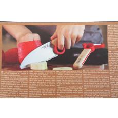 Детский нож Opinel Le Petit Chef Set (набор) OO1746 10см - 4