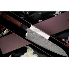 Gyuto Japanese kitchen knife Yoshimi Kato Nickel Damascus VG10 D1905 21cm