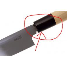 Японский кухонный нож Янагиба Tojiro для суши Aogami Damascus OUTLET F-1020 24см