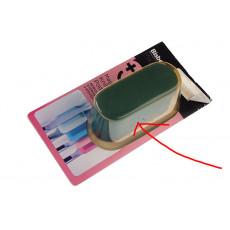 Подставка для ножей Bisbell Магнит Double Magnetic Pod голубой OUTLET