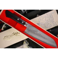 Santoku Japanisches Messer  Kunio Masutani M-3241 17cm