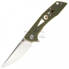 Складной нож Bestech Eye of Ra Green G-10 BG23B 8.6см