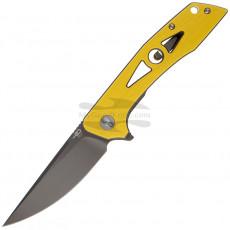 Taschenmesser Bestech Eye of Ra Yellow G-10 BG23C 8.6cm