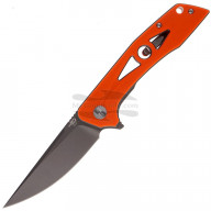 Folding knife Bestech Eye of Ra Orange G-10 BG23D 8.6cm