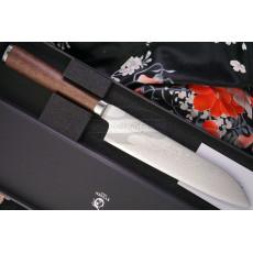 Japanilainen keittiöveitsi Santoku Ryusen Hamono Prever PV103 17cm